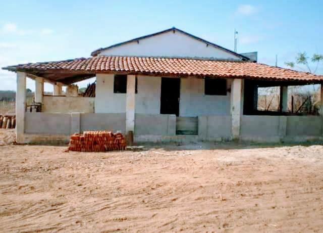 Vendo ou troco; Sítio Localizado em Teixeira-PB