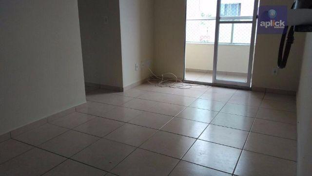 Lindo apartamento com três quartos para locação no Spazio Vanguardia