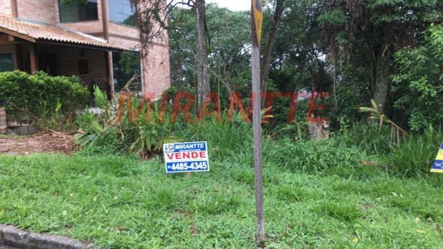 Terreno à venda em Serra da cantareira, São paulo cod:310354
