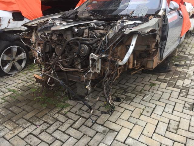 Sucata Mercedes Benz S600 V12 2008