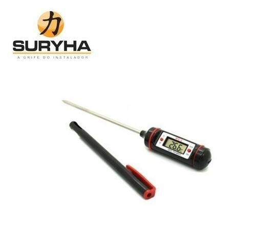 Termômetro Digital Vareta Suryha -50ºc+150ºc -1.5v - Foto 2