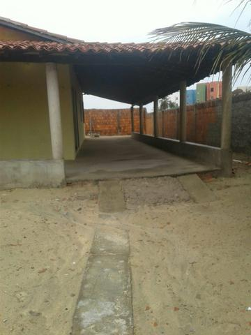 Alugo casas na orla da praia em Luís Correia para o carnaval