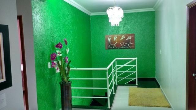 Samuel Pereira oferece: Casa Moderna Jardim Europa II 3 Suites Churrasqueira Piscina Porce - Foto 12