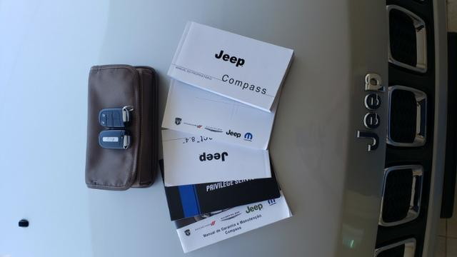 Jeep Compass Longitude 2.0 4x2 Flex - Foto 3