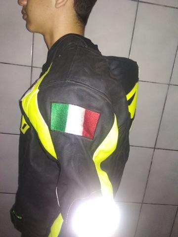Jaqueta + Calça VR | 46 Valentino Rossi - Foto 5