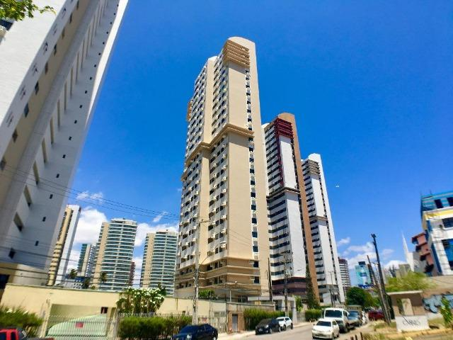 Apartamento no Cocó - 92m² - 3 Quartos - 2 Vagas (AP0684)