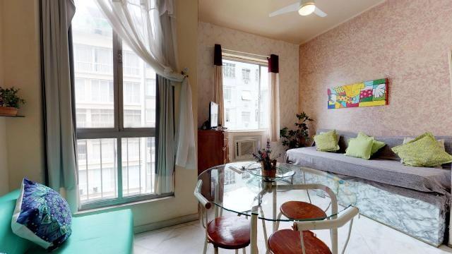 Apartamento à venda com 1 dormitórios em Copacabana, Rio de janeiro cod:760 - Foto 5
