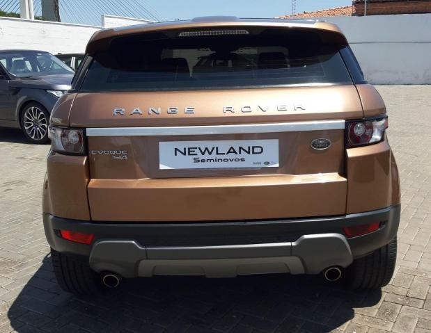LAND ROVER RANGE ROVER EVOQUE 2014/2015 2.0 PRESTIGE 4WD 16V GASOLINA 4P AUTOMÁTICO - Foto 4