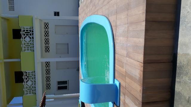 Aluga-se casa para temporada na praia de Jatobá, com piscina - Foto 9