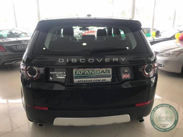 LAND ROVER DISCOVERY SPORT HSE 2.0 (7 LUGARES) AUT./2015 - Foto 5