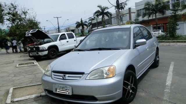 Honda Civic 2003 113 mil km - Foto 14