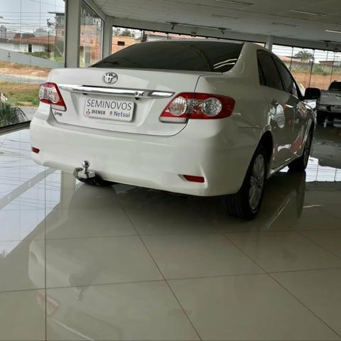 Corolla altis 2.0 flex 16v automático 2013 - Foto 19