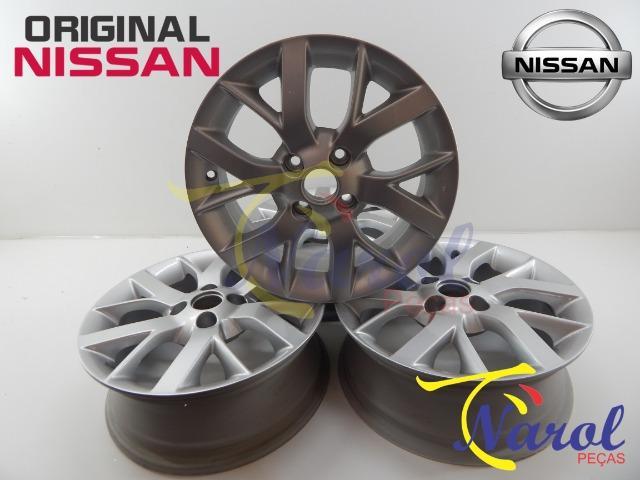 Roda Liga Leve Nissan Versa March