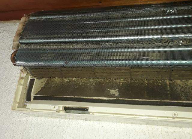 Limpeza e higienização de ar condicionado Split - Foto 2