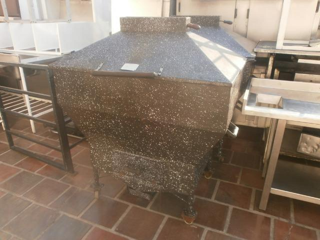 Assador de carne apolo - a carvão - tamanho grande - Foto 5