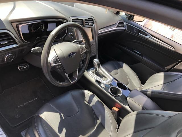Fusion Titanium AWD Ecoboost 240 cv - Foto 2