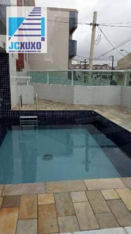 Apartamento com 2 dormitórios para alugar, 65 m² por r$ 1.600/mês - Foto 5
