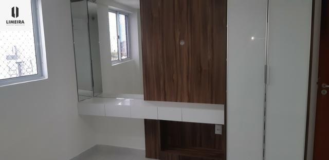 Apartamento localizado vizinho ao Parque Parahyba com 108m² de área, no Bessa - Foto 16