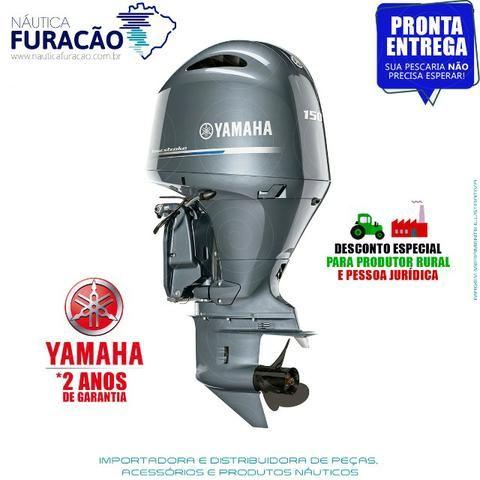 Motor de popa Yamaha 4T F 150hp Detl - Foto 6