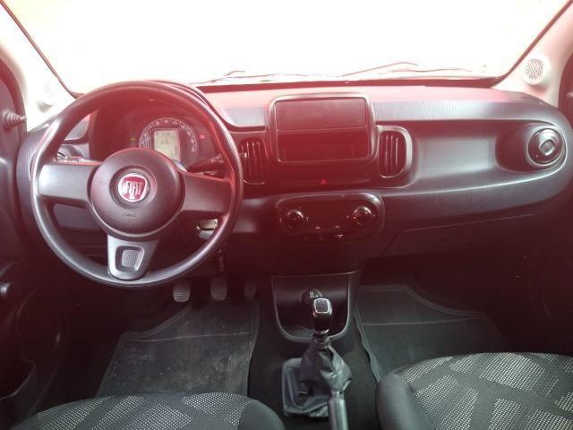 Fiat Mobi Drive 2018 completo - IPVA 2020 + transerência gratis - Foto 7