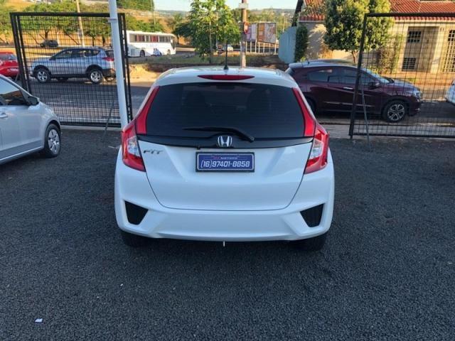 Honda Fit EX 1.5  Branco - Foto 5