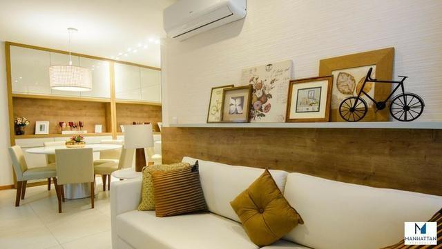 3 e 4 Quartos Residence Manhattan no Gilberto Machado, com até 4 Vagas - Foto 9