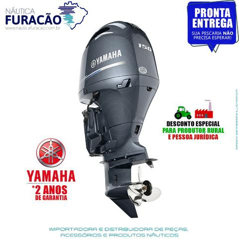 Motor de popa Yamaha 4T F 150hp Detl - Foto 4
