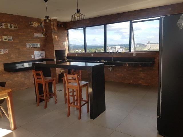 Flat Mobiliado - Smart Residence - Foto 16