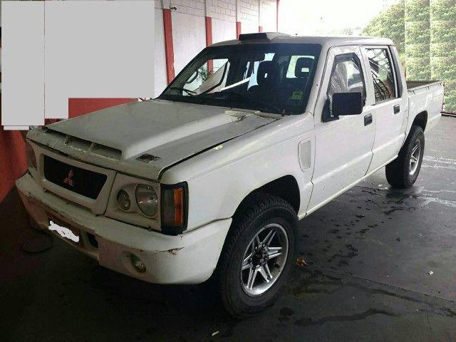 L200 RIII rally Sertões 2003 Turbo, Intercooler,4x4 diesel (leia o anúncio completo)