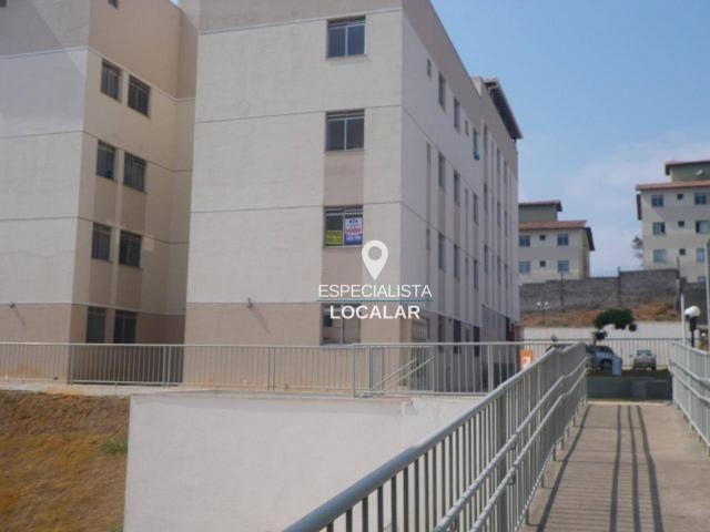 Apartamento 2 quartos R$ 159.000 - Serra Verde - BH