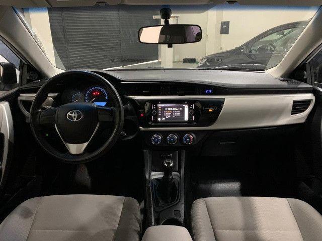 Toyota Corolla GLI 1.8 Flex / Mecânico - Foto 6