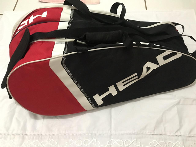 Raqueteira de Tênis HEAD