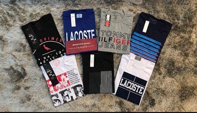Camisetas atacado  - Foto 4