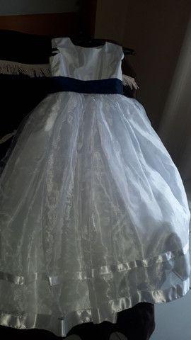 Vestido de daminha  - Foto 2