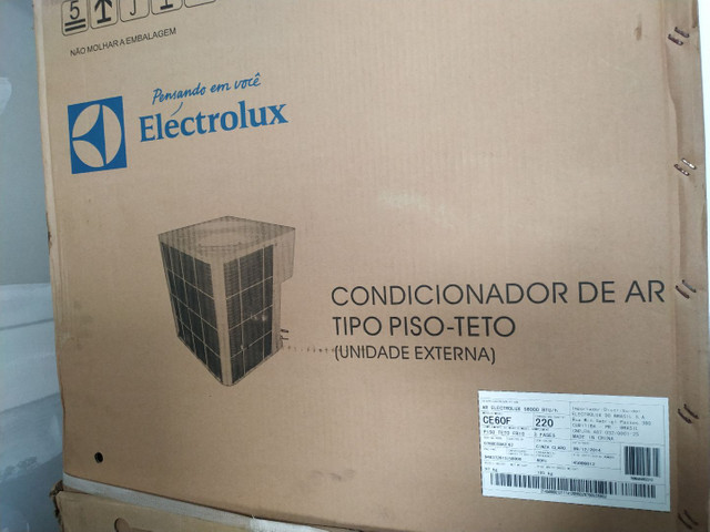 Condensadora 60.000 btu