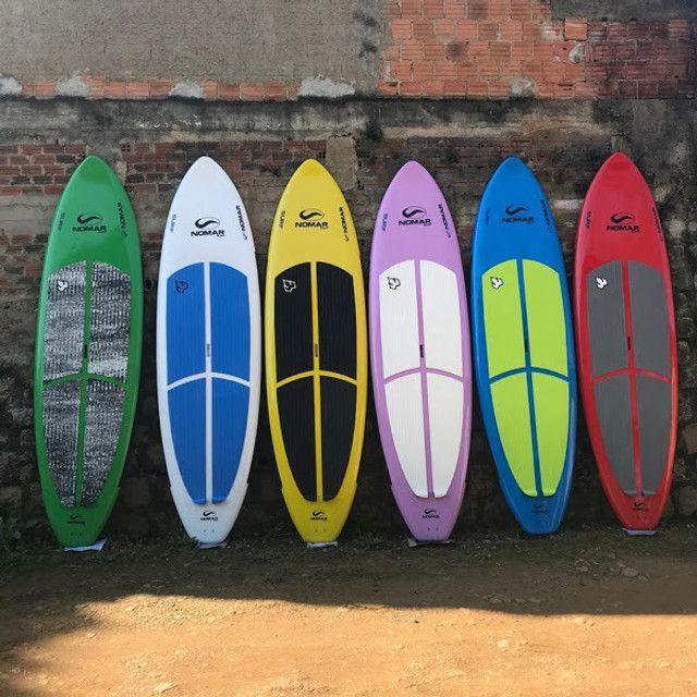 Prancha de stand up paddle nova 10 pes - Foto 2