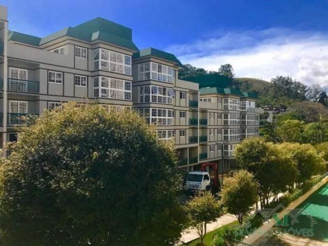 Apartamento à venda com 3 dormitórios em Itaipava, Petrópolis cod:2711 - Foto 2