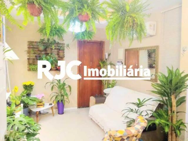 Apartamento à venda com 1 dormitórios em Humaitá, Rio de janeiro cod:MBAP10246 - Foto 5
