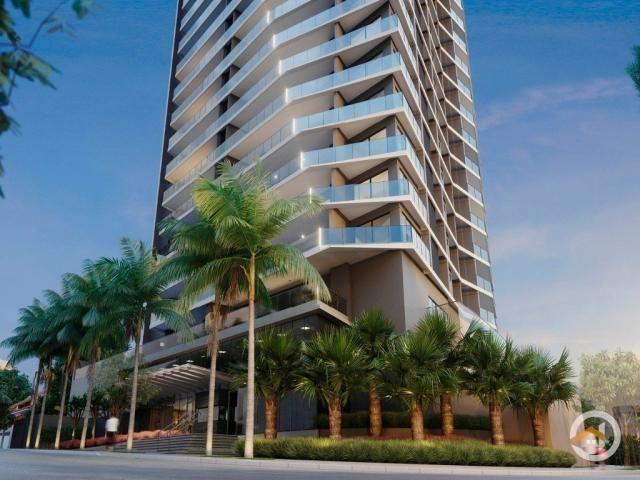 Apartamento à venda com 4 dormitórios em Setor bueno, Goiânia cod:3405 - Foto 2