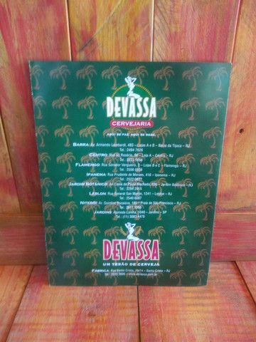 Antigo catálogo cerveja devassa RJ - Foto 3