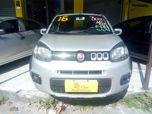Fiat Way 1.4 completo + Gnv ent + 48 x 770,00 1ª parcela pago pela loja