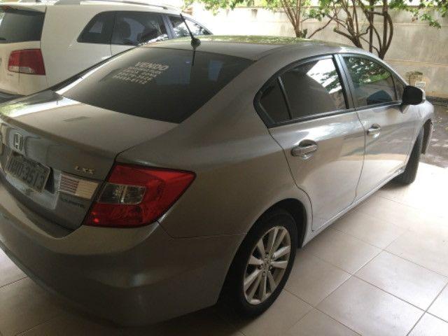 Automovel Honda civic 2012/2012 - Foto 3