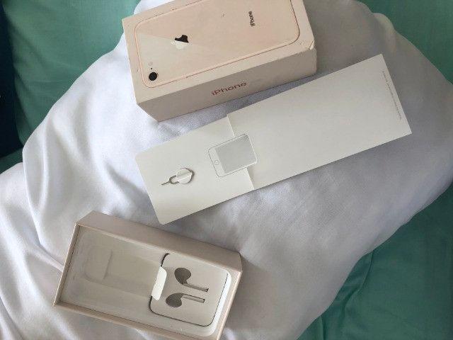 IPhone 8 64GB Novo com Nota fiscal