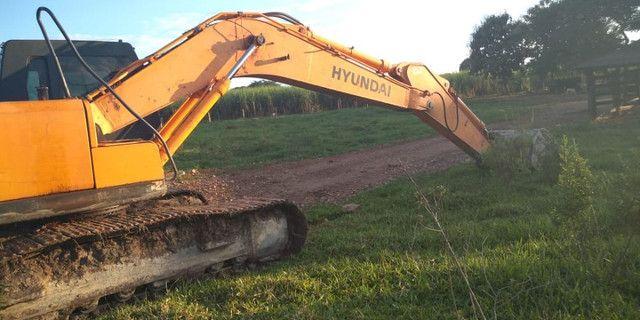 Escavadeira hidráulica