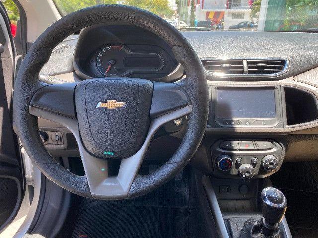 Chevrolet Prisma LT 1.0 2015 - MEC - Foto 12