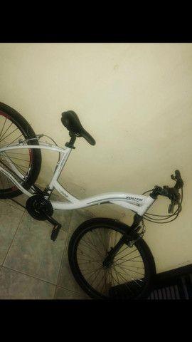 Vendo uma bicicleta nova - Foto 2