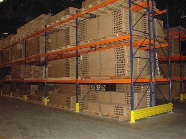 Porta Paletes Logistica