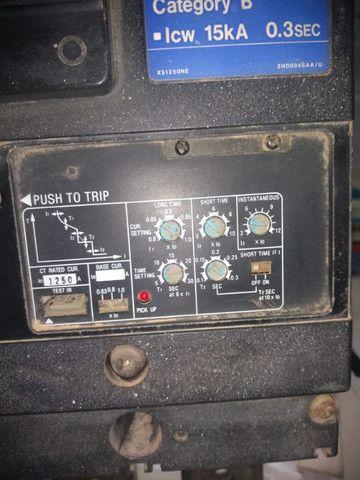 Disjuntor Trifásico 1250 A Terasaki - Foto 2