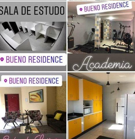 Bueno Residence Locações de quartos Gyn W - Foto 14
