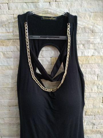 Vestido curto tamanho M - Foto 5